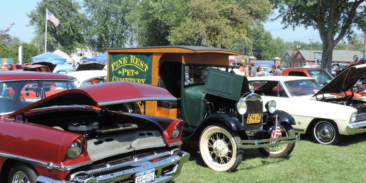 Taste of West Seneca and PBA Car Show slated for September 2