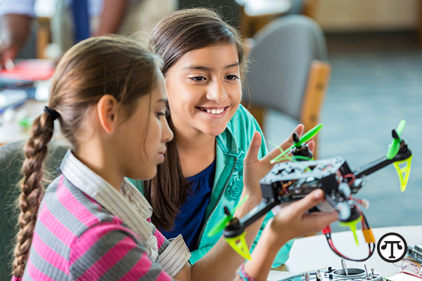 Step up your kids' STEM skills