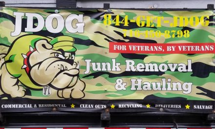 JDog Junk Removal & Hauling: American owned, veteran operated