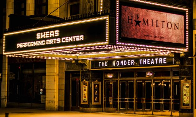 Win Hamilton tickets from the Chamber and GEICO!