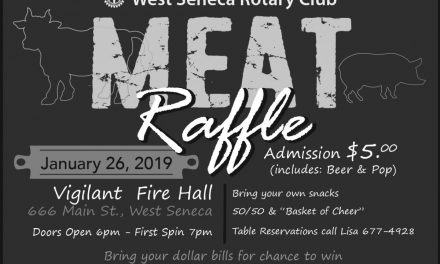 Rotary Club to host Meat Raffle