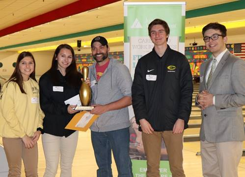 Junior Achievement Celebrity Bowling Challenge winners announced
