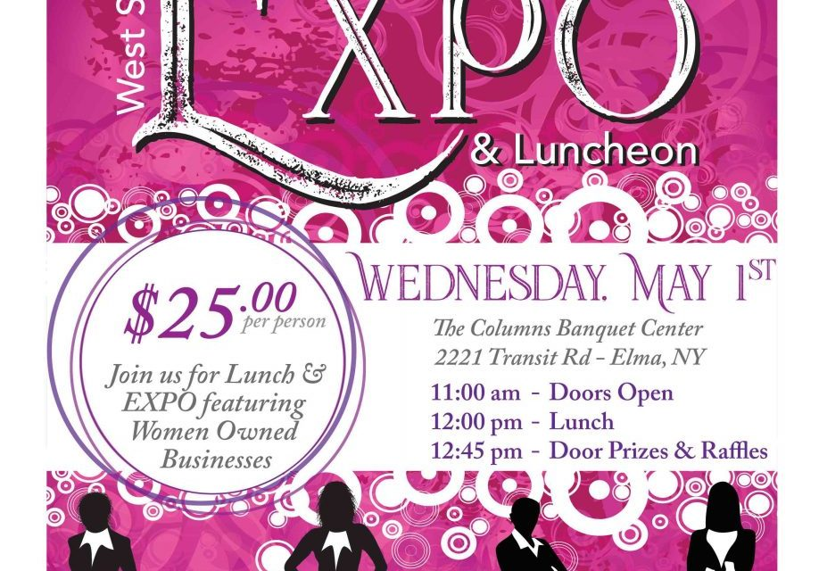 Annual Women In Business Luncheon Scheduled for May 1