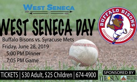 West Seneca Day with the Buffalo Bisons planned