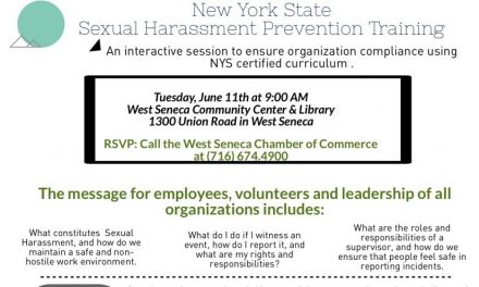 Sexual Harassment Prevention Training session planned