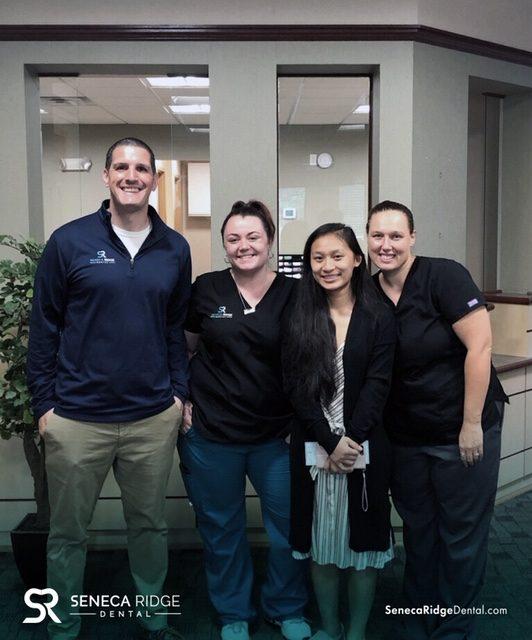 Seneca Ridge Dental announces JD Cappuccio Memorial Scholarship winner