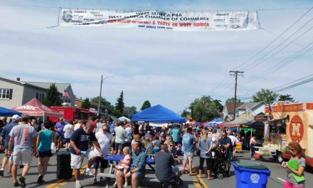 Get your fill of food, cars and music at the annual Taste of West Seneca and PBA Car Show