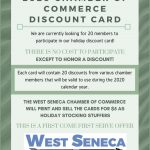 Chamber to introduce new 2020 discount card