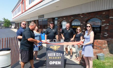 Queen City Meadery holds grand opening celebration