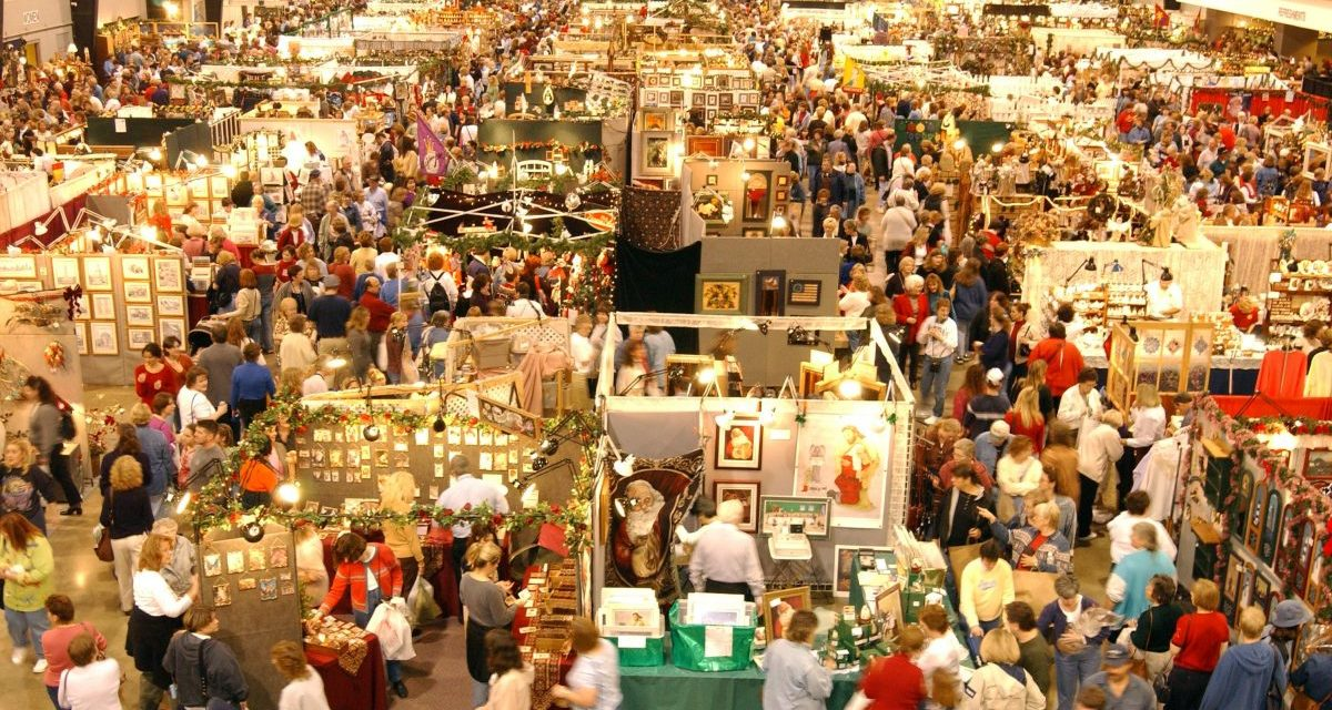 Top artisan market Christmas in the Country returns in November