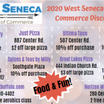 Chamber introduces new 2020 discount card featuring 20 offers