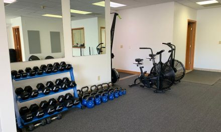 Grand opening planned at M.A.C. Fitness 100