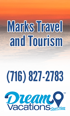 Marks Travel Tourism Ad