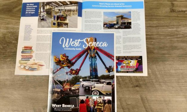 Chamber to produce third annual West Seneca Community Guide