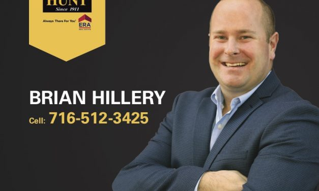 Seven Questions With Brian Hillery of Hunt Real Estate
