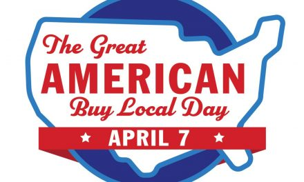 Support local businesses April 7 on The Great American Buy Local Day